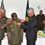 New Chief of Staff takes Oath of Office after promoted to Brigadier