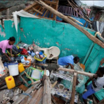 Haiti's death toll from Hurricane Matthew reaches 800