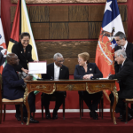 Chile offers support to Guyana in several areas following President's state visit