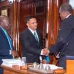 New PPP Member of Parliament sworn in