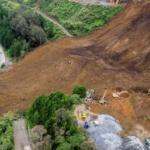 Deadly Colombia landslide engulfs highway near Medellin