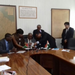 Guyana signs credit agreement with India's Exim bank for new North West ferry