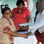 50 Berbice residents receive Housing Department's $50,000 home improvement subsidy