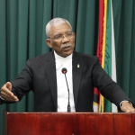 Crime situation not as bad as being made out to be; Response taking place on three levels  -Pres. Granger
