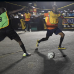 Prison Inmates team off to winning start in Guinness Futsal Tournament
