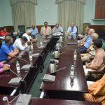 Jagdeo begins consultations for GECOM Chairman nominees