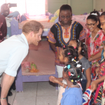 What is it like being a Prince?  Joshua House Children question Prince Harry about Royalty