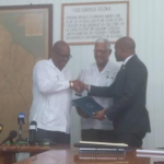 Guyana and Caribbean Development Fund sign US$12.4 M agreement for agriculture development in economically challenged communities