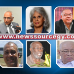 Christopher Ram, Rhyann Shaw and Ramesh Dookoo among Jagdeo's GECOM Chairman nominees