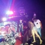 Three die in Linden Highway smash up