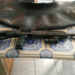East La Penitence man arrested after .45 rifle found in house with ammunition