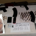"""Phantom """"Robbie"""" among persons held in Campbellville weapons bust"""