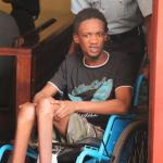 Wheelchair bound man charged for murder of Durban Street restaurant waitress