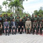Eleven new Officers commissioned for Guyana Defence Force