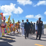 President Granger seeks closer bilateral relationship and trade with The Bahamas during official visit