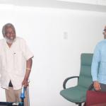 SOCU arrests former Cabinet Secretary Dr. Roger Luncheon as part of Pradoville 2 probe