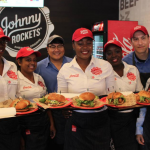Johnny Rockets burger franchise comes to Guyana with 1950's diner-style restaurant