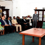 President urges Mayors and Deputies to listen to their Constituencies