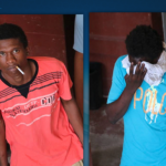 Two brothers charged and remanded for robbing off-duty police officer at gunpoint