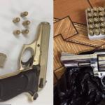 Linden man arrested after unlicensed gun found at house; Georgetown men escape after dumping gun