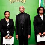 Two new Justices of Appeal take oath of office as President indicates other Judicial appointments to be made soon