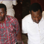 Two Linden men remanded to prison over carjacking and robbery