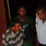 """Two youths charged and remanded to prison over Bartica beach """"peep man"""" murder"""