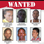Six prisoners remain on the run as authorities account for two more inmates
