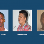 Wanted Bulletins issued for three more Camp St. prison escapees