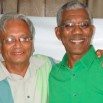 Dr. Roopnarine offers resignation; President still to accept
