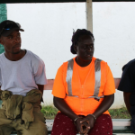Cevon's Waste Management workers arrested for attempting to smuggle prohibited items into Lusignan Prison