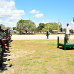 President urges GDF ranks in Region 9 to remain vigilant, following discovery of illegal airstrips