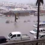 Hurricane Irma batters St. Martin as it barrels towards Puerto Rico