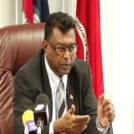 Public Security Minister upset over leaks of Slowe Commission report