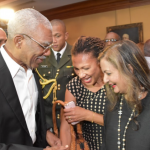 "President urges Guyanese in New York to provide their ""intellectual capital"" to assist Guyana's growth"