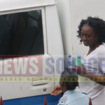 Guyhoc woman remanded over cocaine in hammocks
