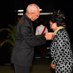 Sixty-nine honoured with national awards for service to nation