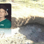 Burnt remains of missing Berbice youth found buried in shallow grave