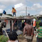 CH&PA demolishes squatter houses in Sophia in regularisation effort