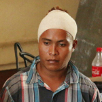 """$50,000 bail for man who lashed """"bully"""" to head during drunken row"""