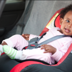 Traffic Dept. to begin enforcement of laws governing car safety seats of children