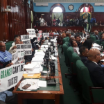 "Jagdeo threatens ""major expressions of disapproval"" if Speaker disallows debate on estimates for Constitutional Agencies"