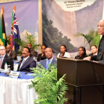 Guyana fit to fight money laundering  -President tells CFATF Meeting