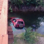 Canadian national dead; Driver injured as vehicle plunges off bridge along Lethem trail