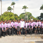 Public Service College graduates encouraged to be the change Guyana needs