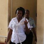 3 years, 9 months in jail for middle finger waving woman convicted of trafficking cocaine in hammocks