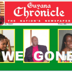 BREAKING:  Three Directors resign from Guyana Chronicle's Board