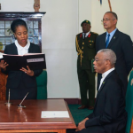 New Judge takes oath of office