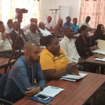 Local law enforcement agents begin training on investigating fraud and other forms of corruption