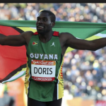 President extends Congratulations to Troy Doris on Commonwealth Gold